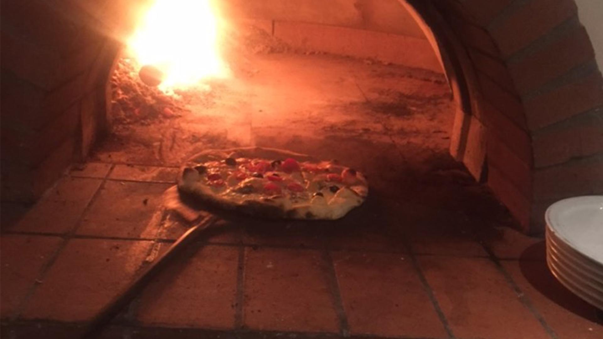 feu de bois le Florentin pizzeria et restaurant Aubagne